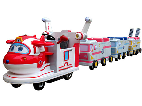 Kids Electric Train Modern Desi