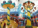 Flying Swing Ride Indoor
