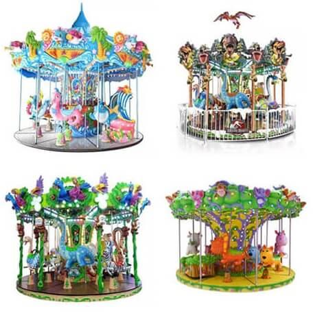 amusement park carousel for sale-amusement park rides