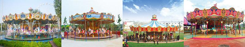 luxury fairground  carousel-jason rides