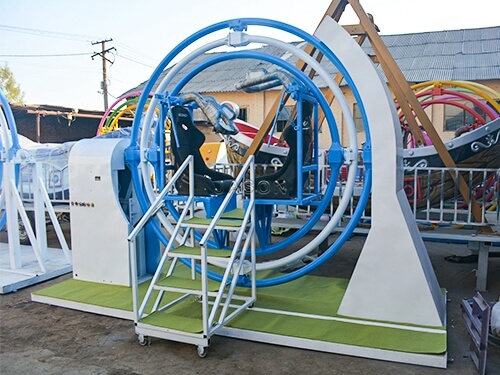 human gyroscope rides supplier