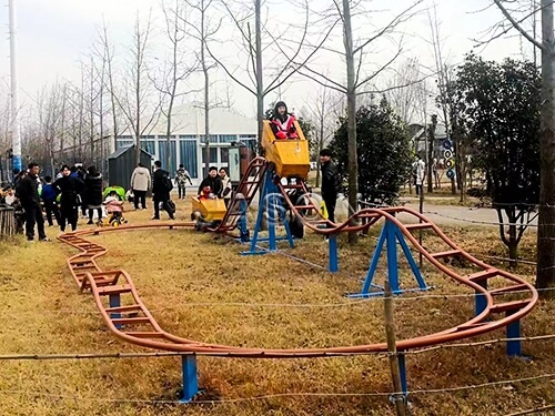 Parent-Child Interaction Roller Coaster